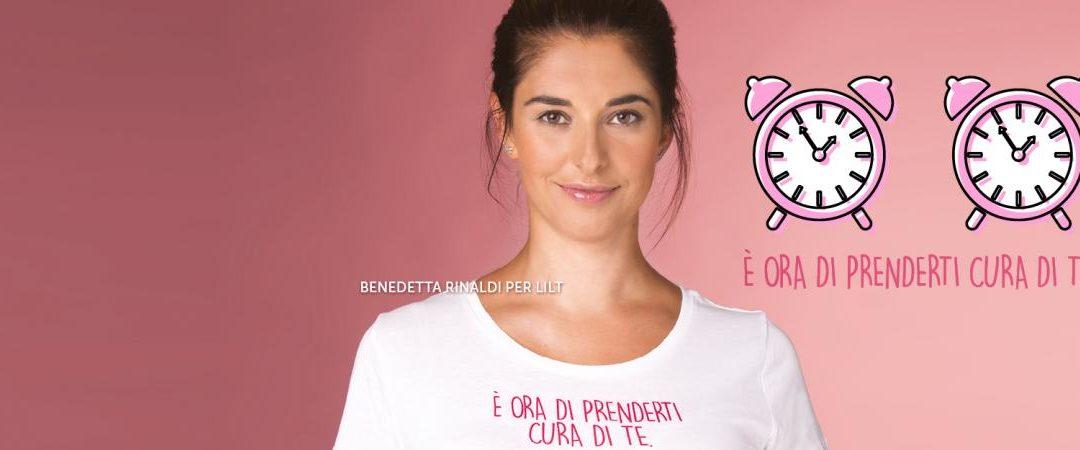 Ottobre  2020 – XXVII edizione della campagna Nastro Rosa
